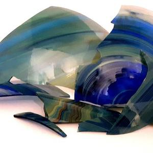 738 RW Multicolor blau